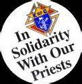 In Solidarity With Our Priests